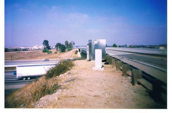 Picture of SANDAG I-15 Express lanes, Miramar, CA