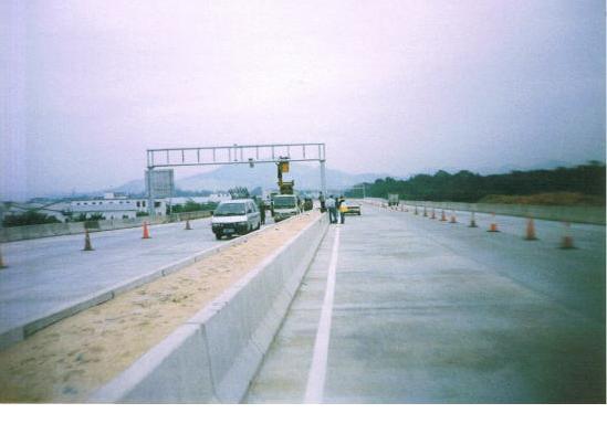 Picture of Guangzhou Freeway, Guangzhou, Guangdong Province, PRC